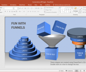 Animated Funnel Diagrams For PowerPoint