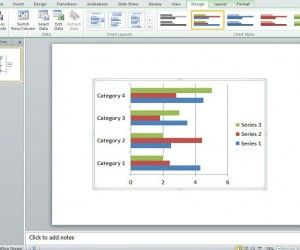 How to Make a Gantt Chart in PowerPoint 2010