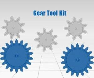 Animated Gears Template For PowerPoint