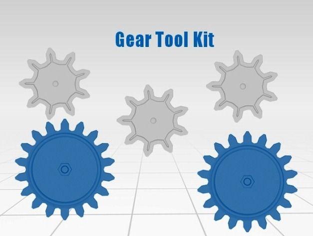 Gears Toolkit
