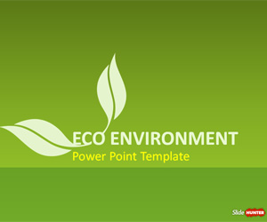 Green Sustainability PowerPoint Template
