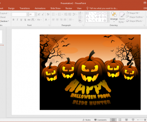 Best Halloween Clipart Images For PowerPoint