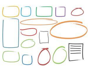 Plantilla PowerPoint con Gráficos Dibujados a Mano
