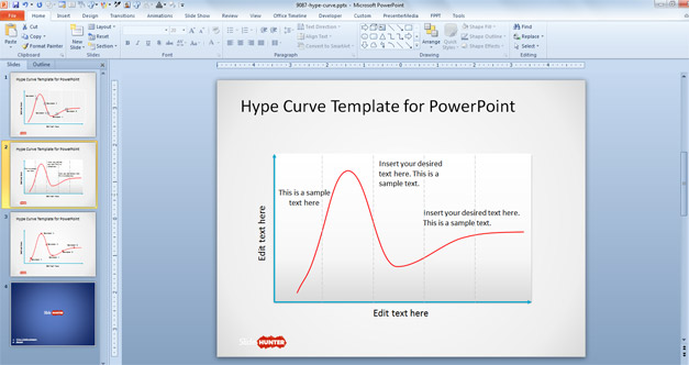 ... Template for PowerPoint - Free PowerPoint Templates - SlideHunter.com