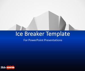Ice Breaker PowerPoint Template