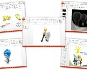 Best Animated Idea Presentation Templates for PowerPoint