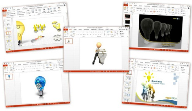 idea powerpoint templates