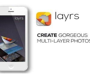 Divide And Edit iPhone Photos in Layers With Layrs Photo Editing App