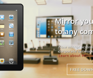 Mirroring360 App for Mirroring iPhone, iPad & Android on a PC or Mac