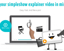 Create Explainer Videos in a Few Easy Steps with mysimpleshow
