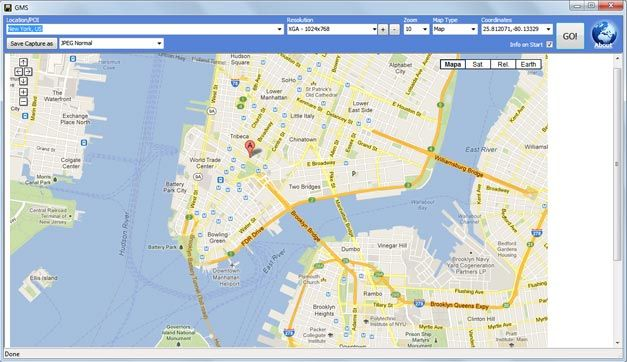 How to Add a Google Maps Map to PowerPoint Presentation