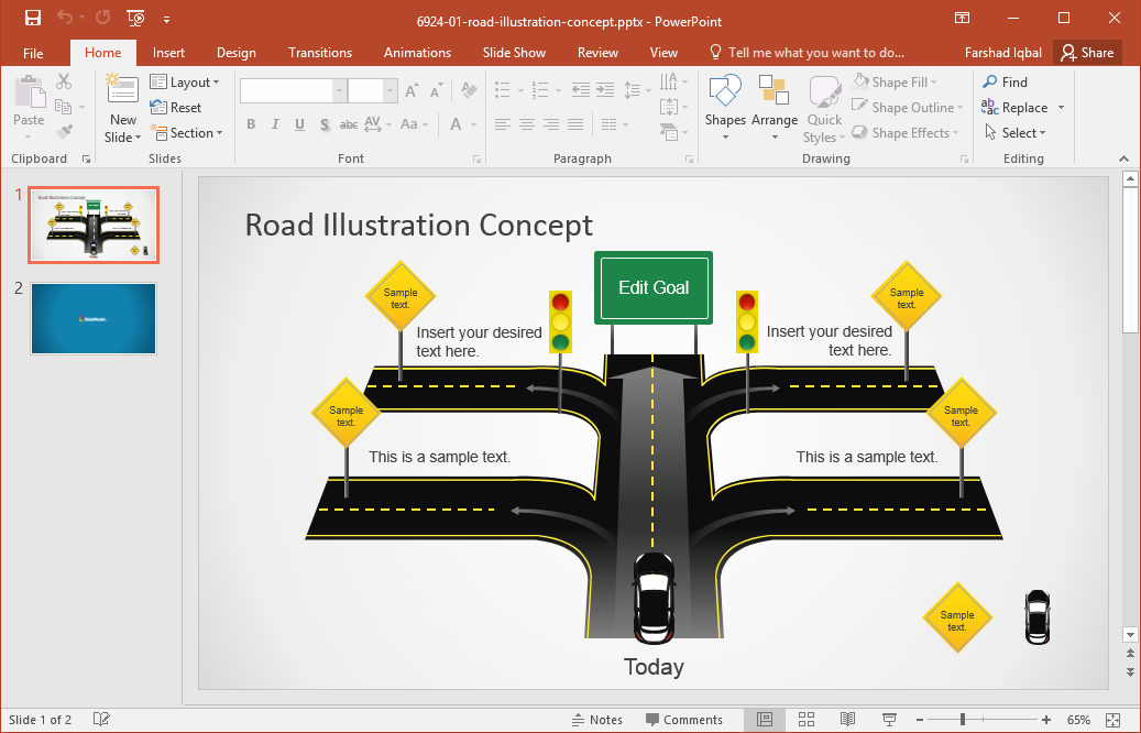 Best Roadmap Powerpoint Templates