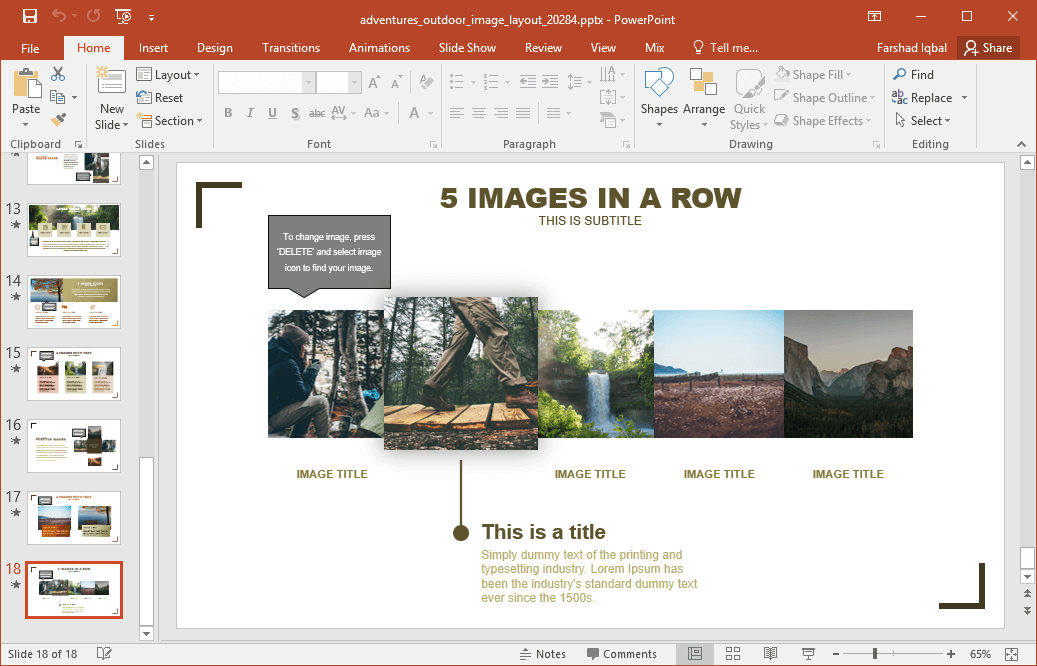 outdoor images for powerpoint