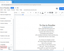 How to Change Margins in Google Docs and Orientation in Google Slides