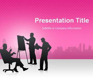 pink background powerpoint