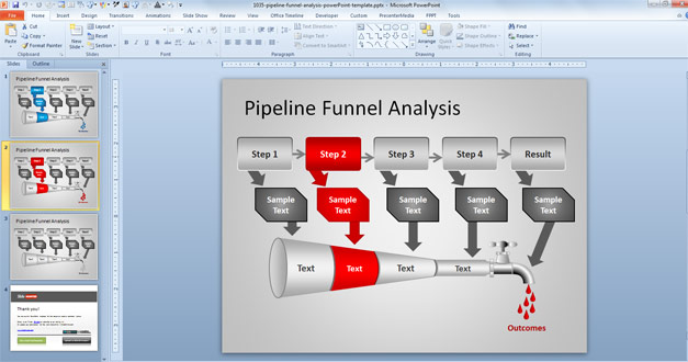 free powerpoint download template shapes .