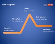 Plot Diagram PowerPoint Template