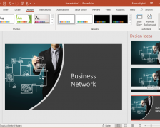 How to Automatically Design Slides with PowerPoint Designer
