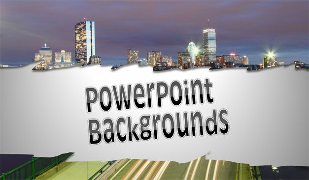 welcome background for powerpoint