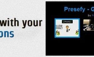 Presefy: Broadcast Your Presentation To Global Audience Via The Cloud
