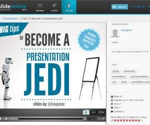 Share PowerPoint Presentations Online with SlideOnline.com