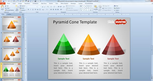 download free powerpoint pyramid instrukciiskachatzones
