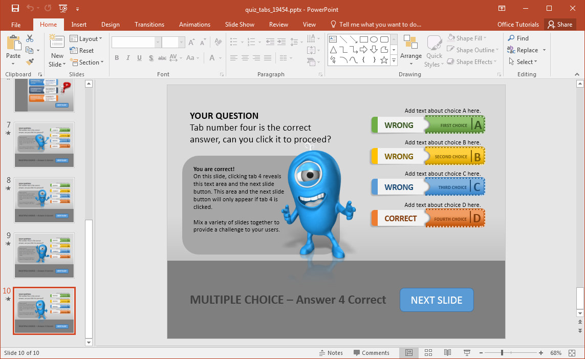 quiz-tabs-template-for-powerpoint