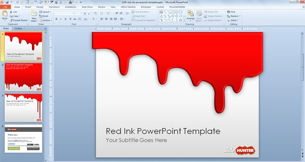 Microsoft Powerpoint 2010 Slides Free Download