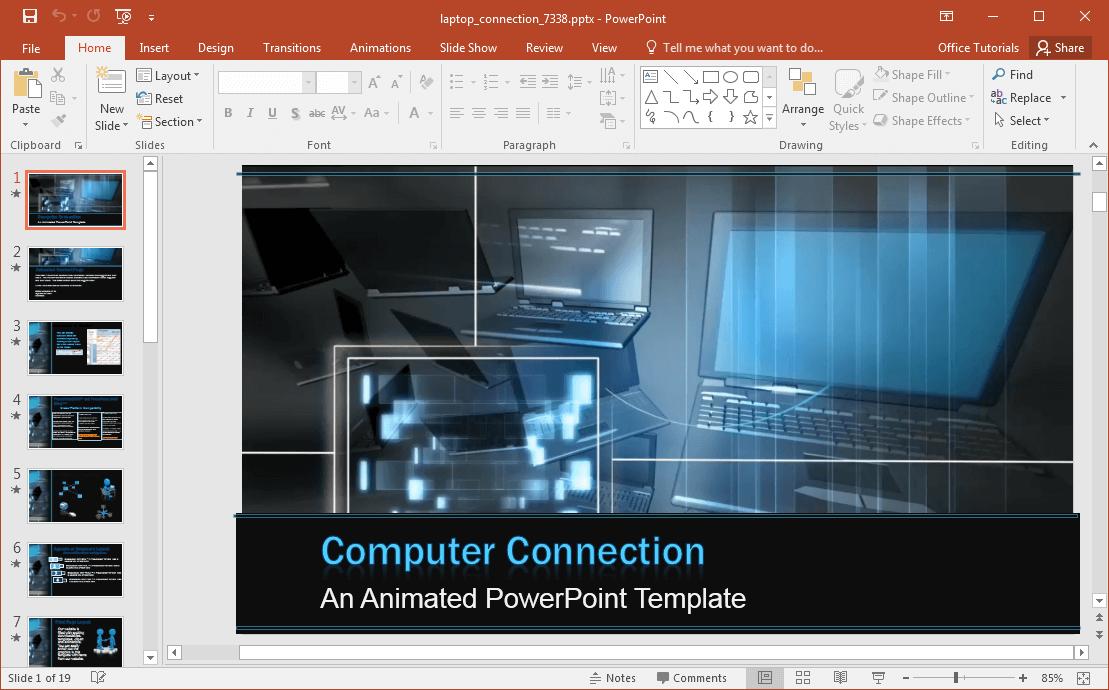 rotating-laptops-animation