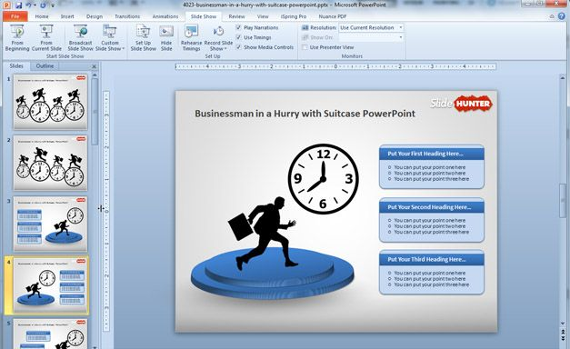4023-businessman-in-a-hurry-with-suitcase-powerpoint-screenshot