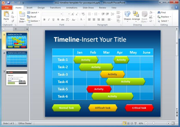 Download Free Professional Business Powerpoint Templates At