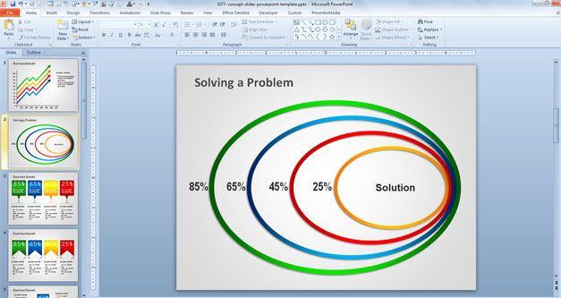being problem solver