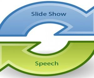 How To Synchronize Your Slide Show With Your Speech