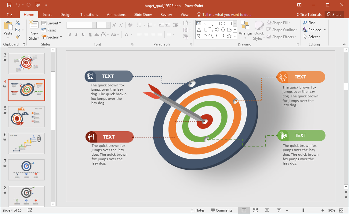 target-goal-presentation-template-for-powerpoint