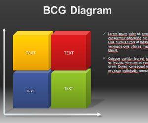 BCG PowerPoint Diagram