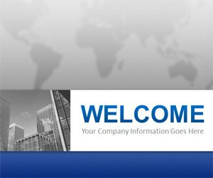 Corporate Business PowerPoint Template