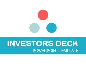 Investors Deck PowerPoint Template