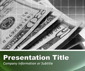 Cash Finance PowerPoint Template