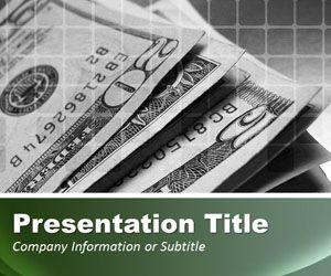 Cash Finance PowerPoint Template