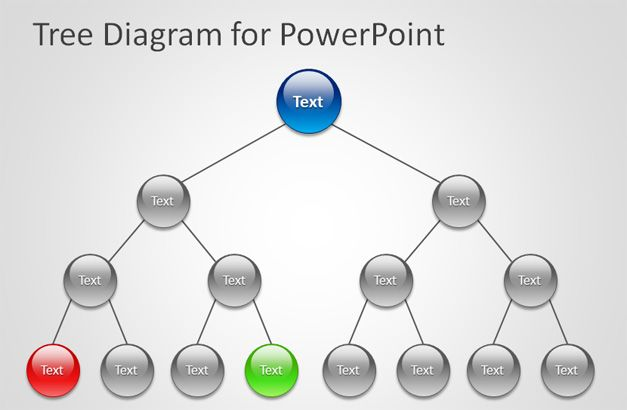 free tree diagram for powerpoint