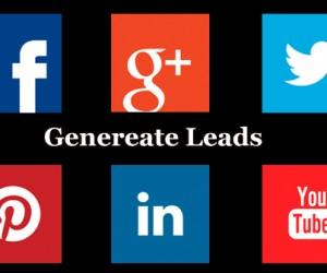 How To Use Social Media To Generate Leads?