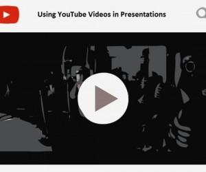 Tools And Tips For Using YouTube Videos in Presentations