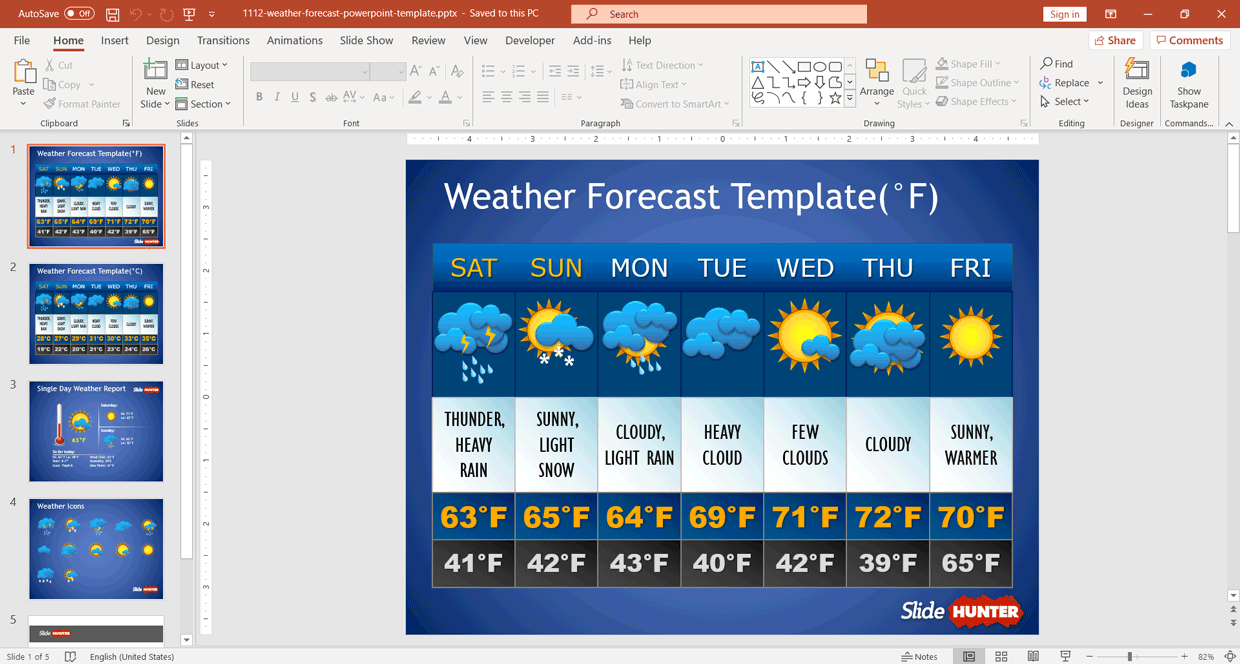 weather temperature software for pc free download