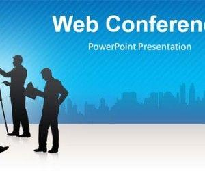 Delivering a Presentation via Web Conference
